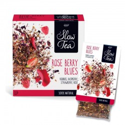 Thé Rooibos Rose Berry...